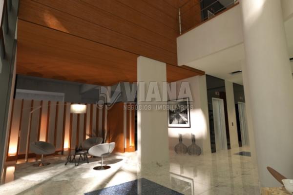 Corte Real de 02 dormitórios em Parque Das Nações, Santo André - SP