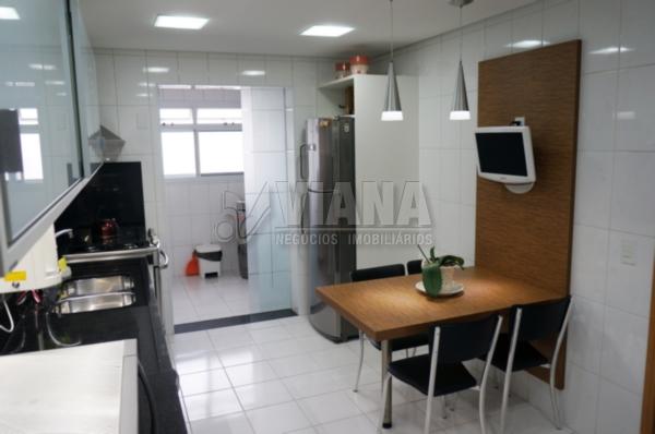 Apartamentos de 3 dormitórios em Centro, Santo André - SP
