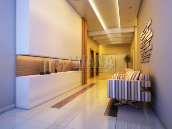 Innovare Lorenzini de 02 dormitórios em Jardim Bela Vista, Santo André - SP