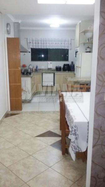 Sobrado de 3 dormitórios à venda em Jardim Milena, Santo André - SP