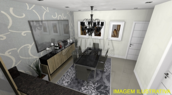 Apartamentos de 2 dormitórios à venda em Parque Das Nações, Santo André - SP