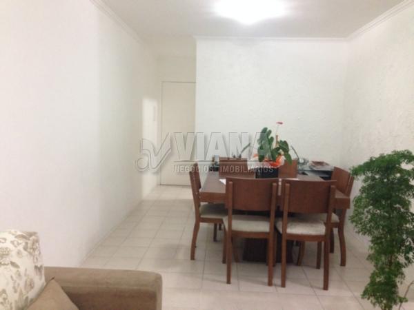 Apartamentos de 3 dormitórios à venda em Jardim Pedroso, Mauá - SP