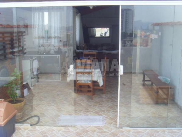 Coberturas de 3 dormitórios à venda em Vila Helena, Santo André - SP