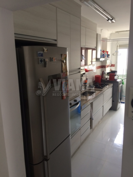 Apartamentos de 3 dormitórios em Vila Homero Thon, Santo André - SP