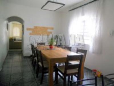 Sobrado de 3 dormitórios em Vila Palmares, Santo André - SP