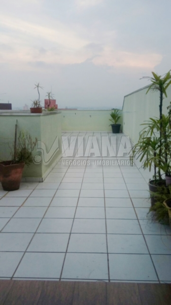 Coberturas de 3 dormitórios à venda em Santa Maria, Santo André - SP