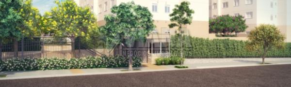 Flex Jd de 02 dormitórios em Jardim Jamaica, Santo André - SP