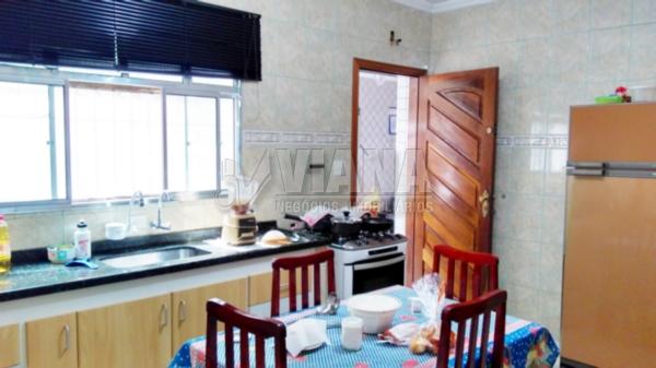 Casa / Sobrado à Venda - Vila Gasparini