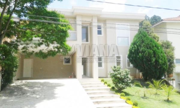 Casa de 4 dormitórios à venda em Alphaville, São Paulo - SP