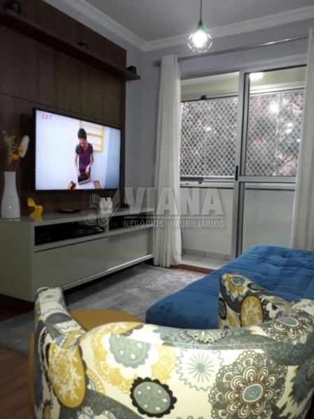 Apartamento à Venda - Vila Santa Teresa (Zona Sul)