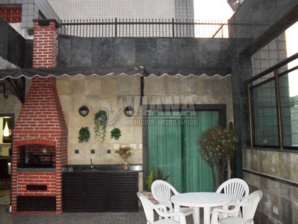 Coberturas de 4 dormitórios à venda em Vila Rica, Santos - SP
