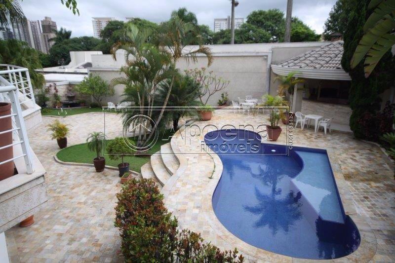 Casa Em Condominio de 4 dormitórios à venda em Alphaville Residencial Um, Barueri - SP