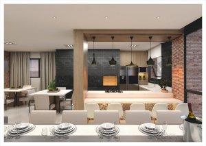 Venda Cobertura no Centro Edifício Kirra Residence, Balneário Camboriú com 4 dorms, 215 m2 - Cod:1070