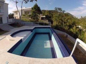 Venda Casa em Condomínio no Ariribá, Balneário Camboriú com 5 dorms, 460 m2 - Cod:1202