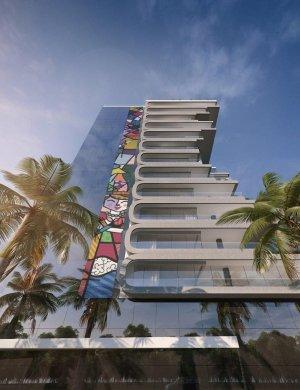 Venda Apartamento no Praia Brava, Balneário Camboriú com 2 dorms, 90 m2 - Cod:1208