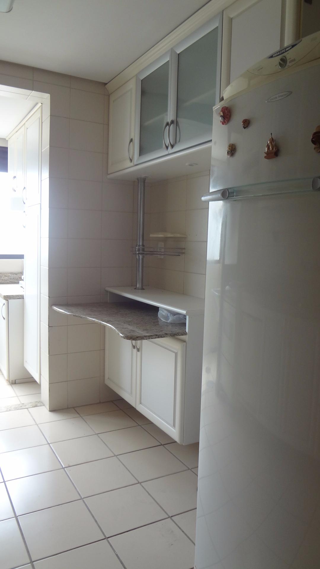 Apartamento com 3 Dormitórios 1 Suíte e 2 Vagas de Garagem à venda  #5B6170 1080x1920 Armario Banheiro Sao Joao