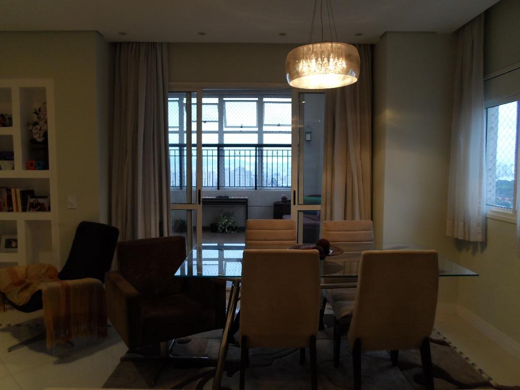 Coberturas de 3 dormitórios à venda em Mooca, São Paulo - SP