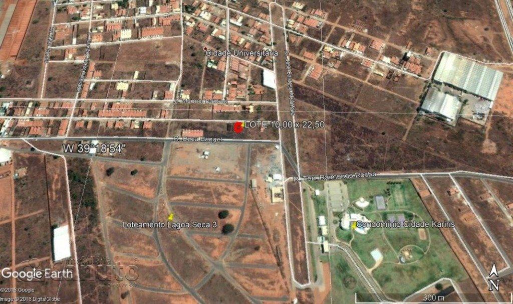 Terreno Cidade Universitária Juazeiro do Norte