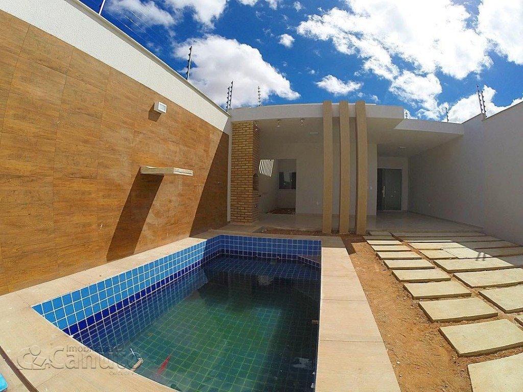 Casa Para Venda em Lagoa Seca, Juazeiro do Norte (624)