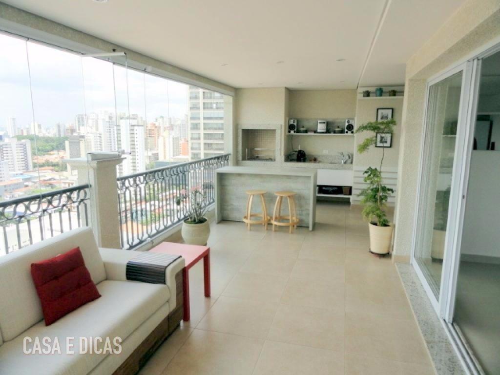 Apartamento Perdizes, São Paulo (cd101)