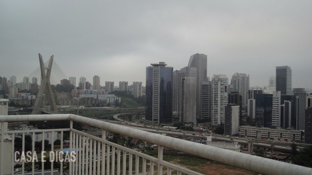 Cobertura Brooklin, São Paulo (cd164)