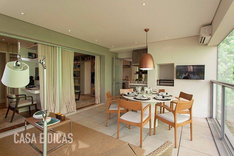 Apartamento Pinheiros, São Paulo (cd325)