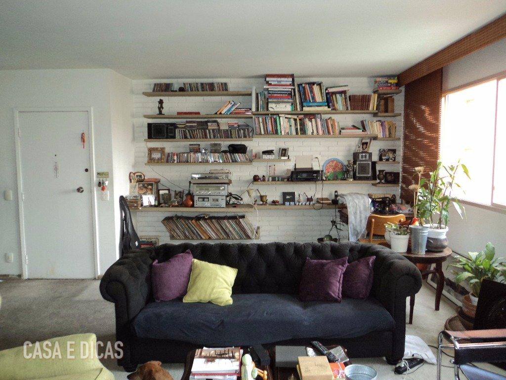 Apartamento Perdizes, São Paulo (cd60)