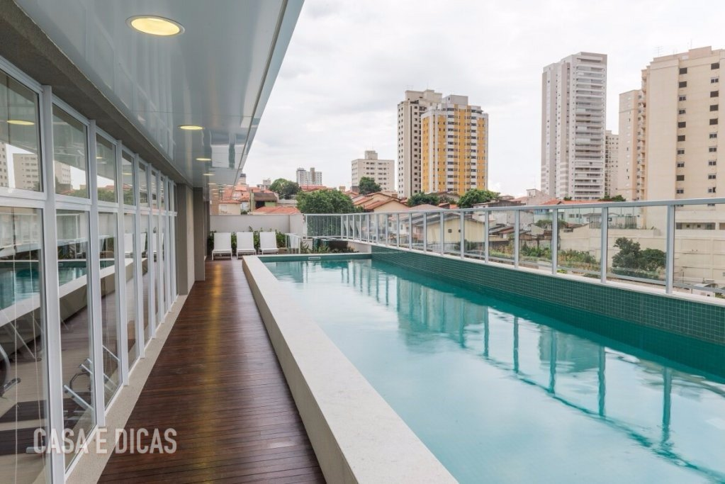 Apartamento Chácara Inglesa, São Paulo (cd81)