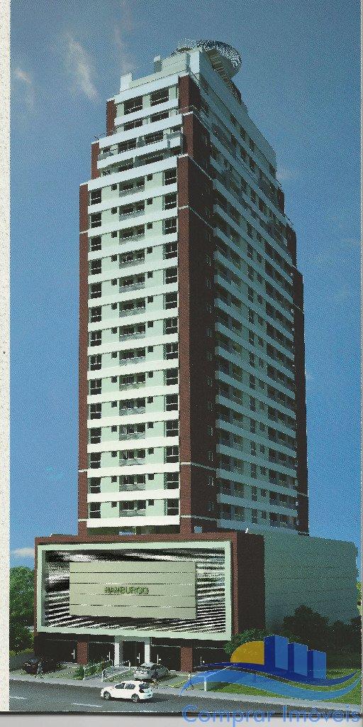 Residencial Hamburgo - Apto 3 Dorm, Ponte do Imaruim, Palhoca (234)