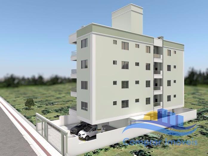 Residencial São Sebastião - Apto 2 Dorm, São Sebastião, Palhoca (279) - Foto 2