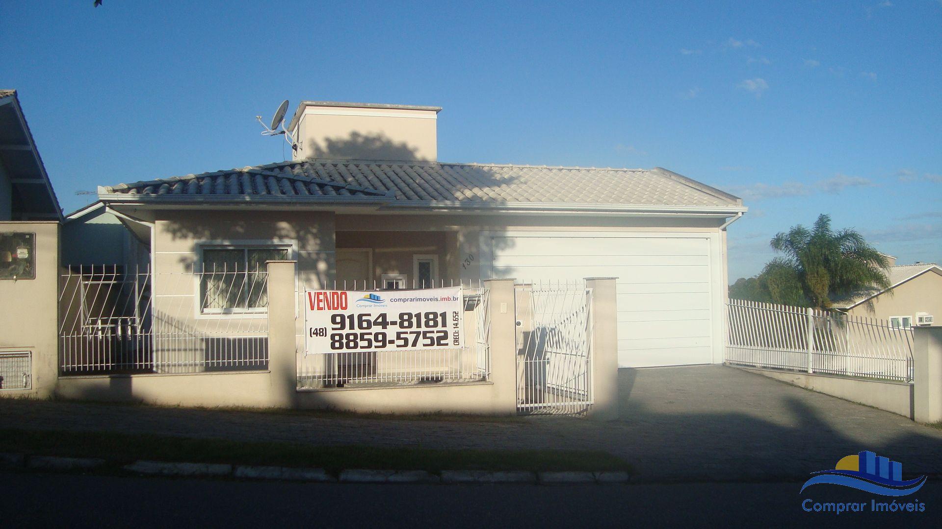 Imóvel: Comprar Imóveis - Casa 3 Dorm, Palhoca (62)