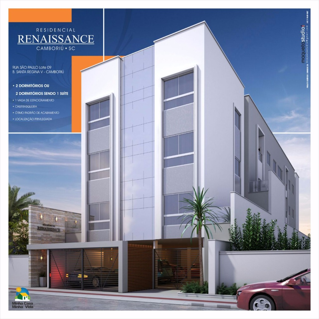 Imagens de #C0570B Apartamento com 2 Quartos Areias Camboriú R$ 210.000 00 COD  1024x1024 px 2860 Box Banheiro Joinville Sc
