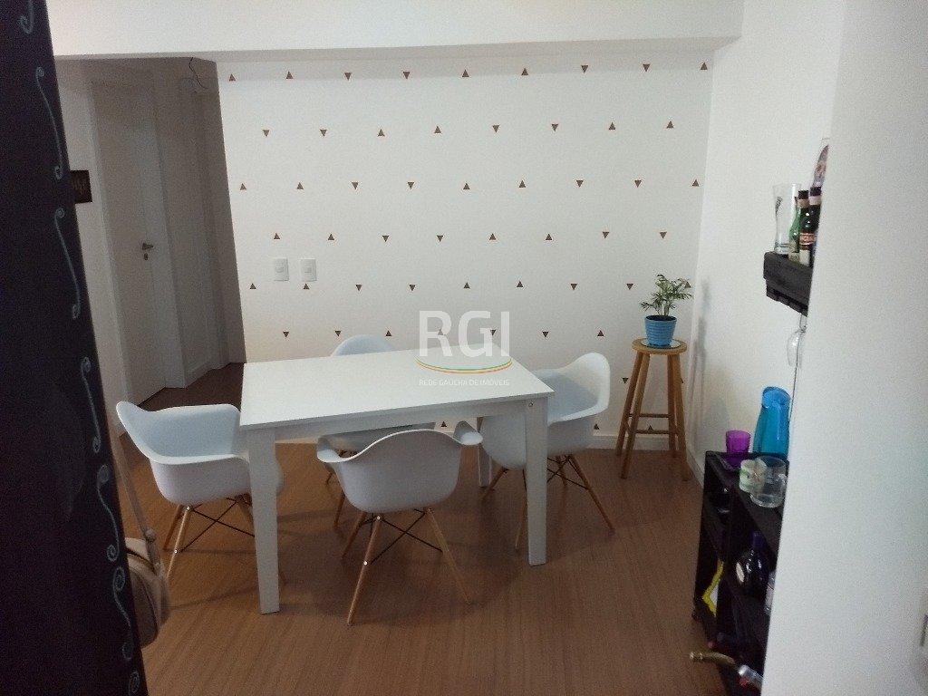 Apartamento 2 Dormit Rios No Bairro Jardim Carvalho Em Porto Alegre