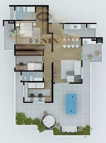 Apartamento Joinville Santo Antônio 1996182