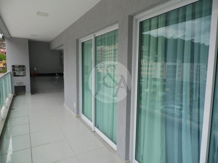 Apartamento à venda em Coronel Veiga, Petrópolis - RJ - Foto 8