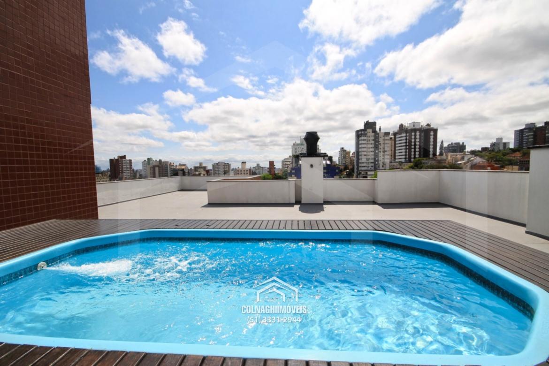 Paradouro Sacramento - Apto 2 Dorm, Petropolis, Porto Alegre (CL10526) - Foto 13