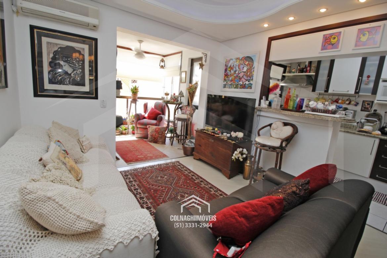 Apartamentos de 2 dormitórios à venda em Rio Branco, Porto Alegre - RS