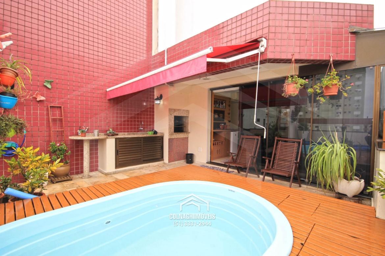 Coberturas de 2 dormitórios à venda em Petropolis, Porto Alegre - RS