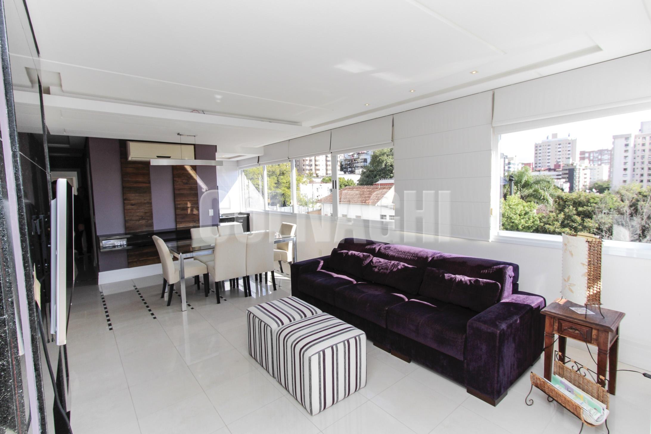 Embassy - Apto 3 Dorm, Bela Vista, Porto Alegre (CL12875) - Foto 3
