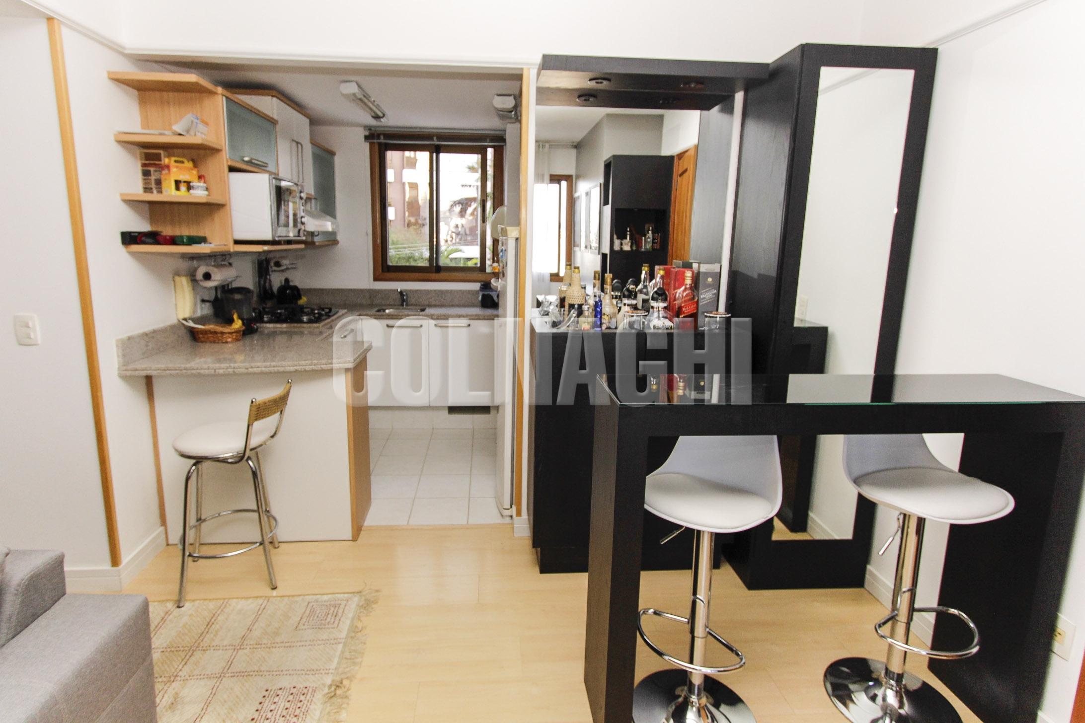 Loft Viscay - Apto 1 Dorm, Bela Vista, Porto Alegre (CL12956) - Foto 6