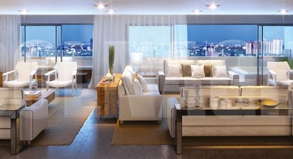 Id Residence de 4 dormitórios em Boa Vista, Porto Alegre - RS