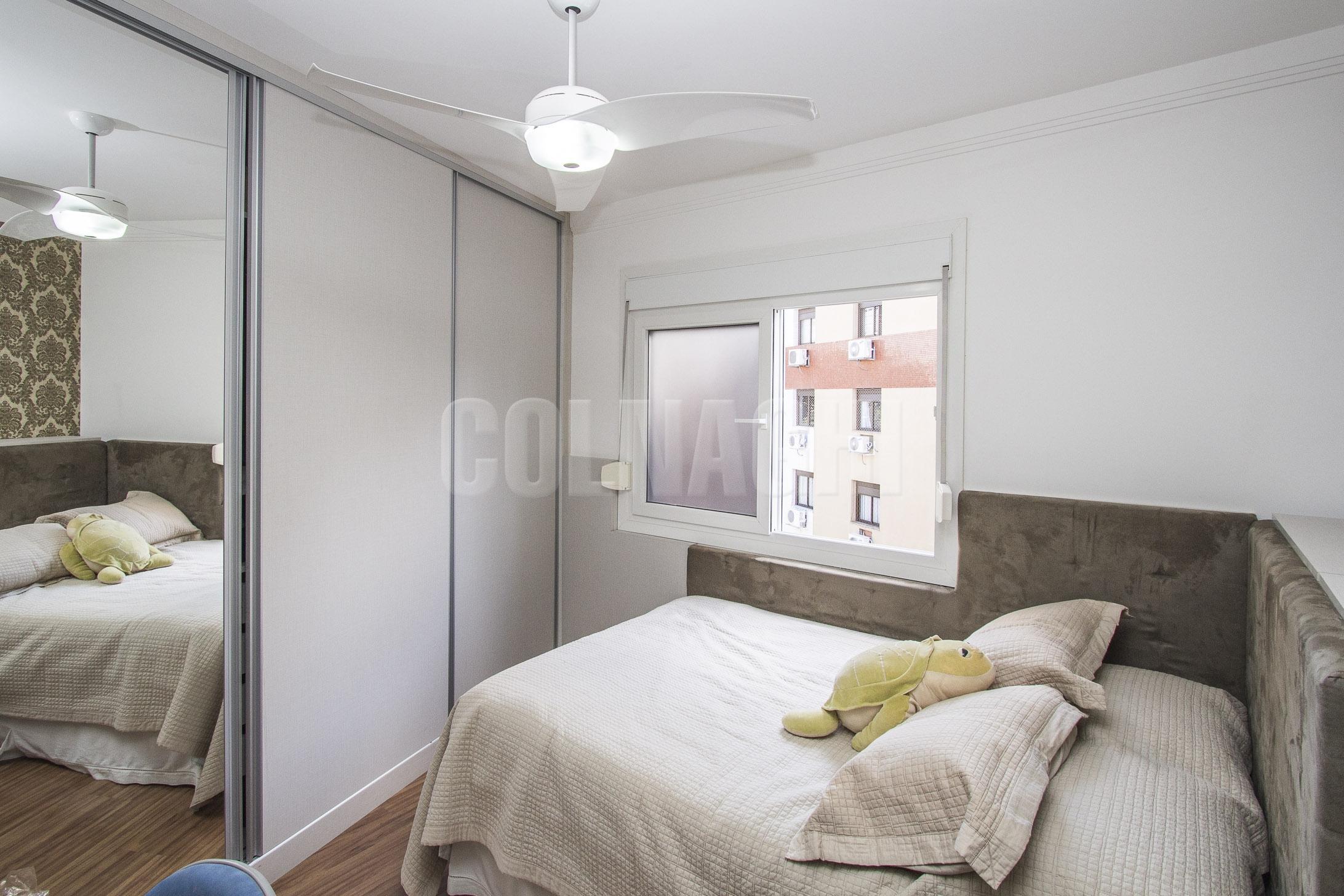 THE Life - Apto 2 Dorm, Bela Vista, Porto Alegre (CL13223) - Foto 4