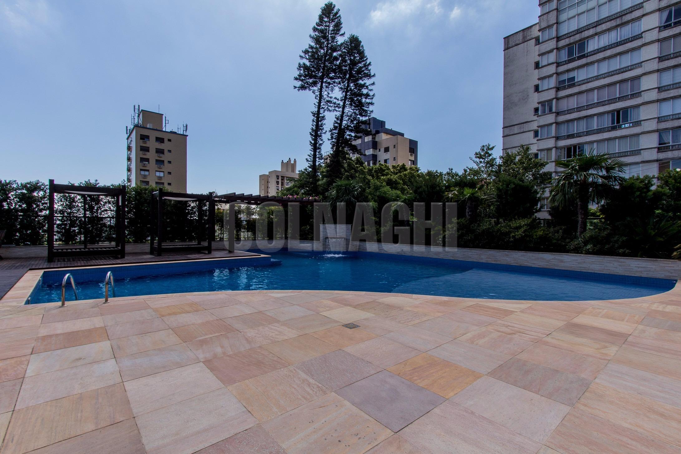 Boulevard Tower de 3 dormitórios em Petropolis, Porto Alegre - RS