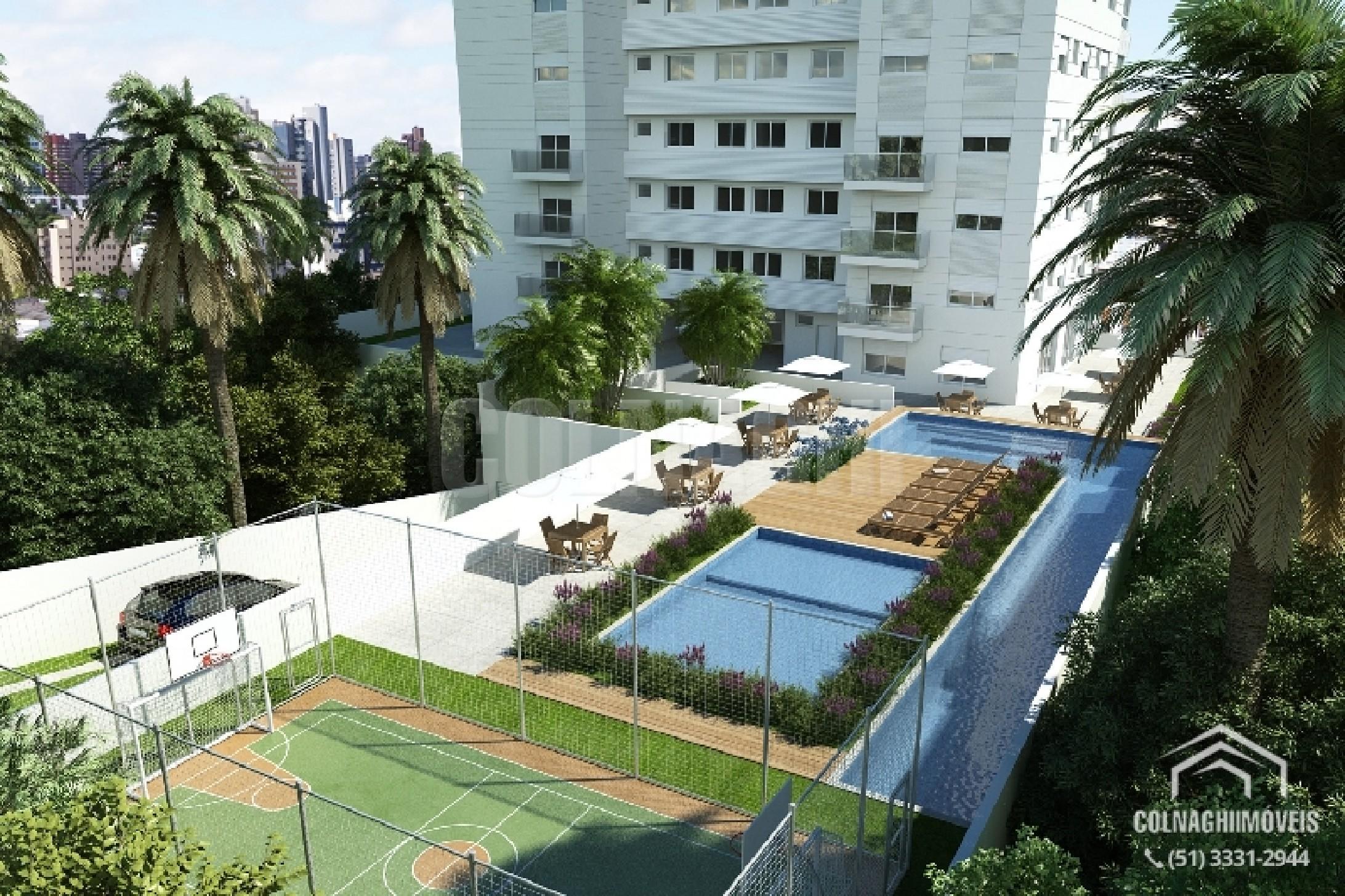 Principe De Constantino de 3 dormitórios em Rio Branco, Porto Alegre - RS