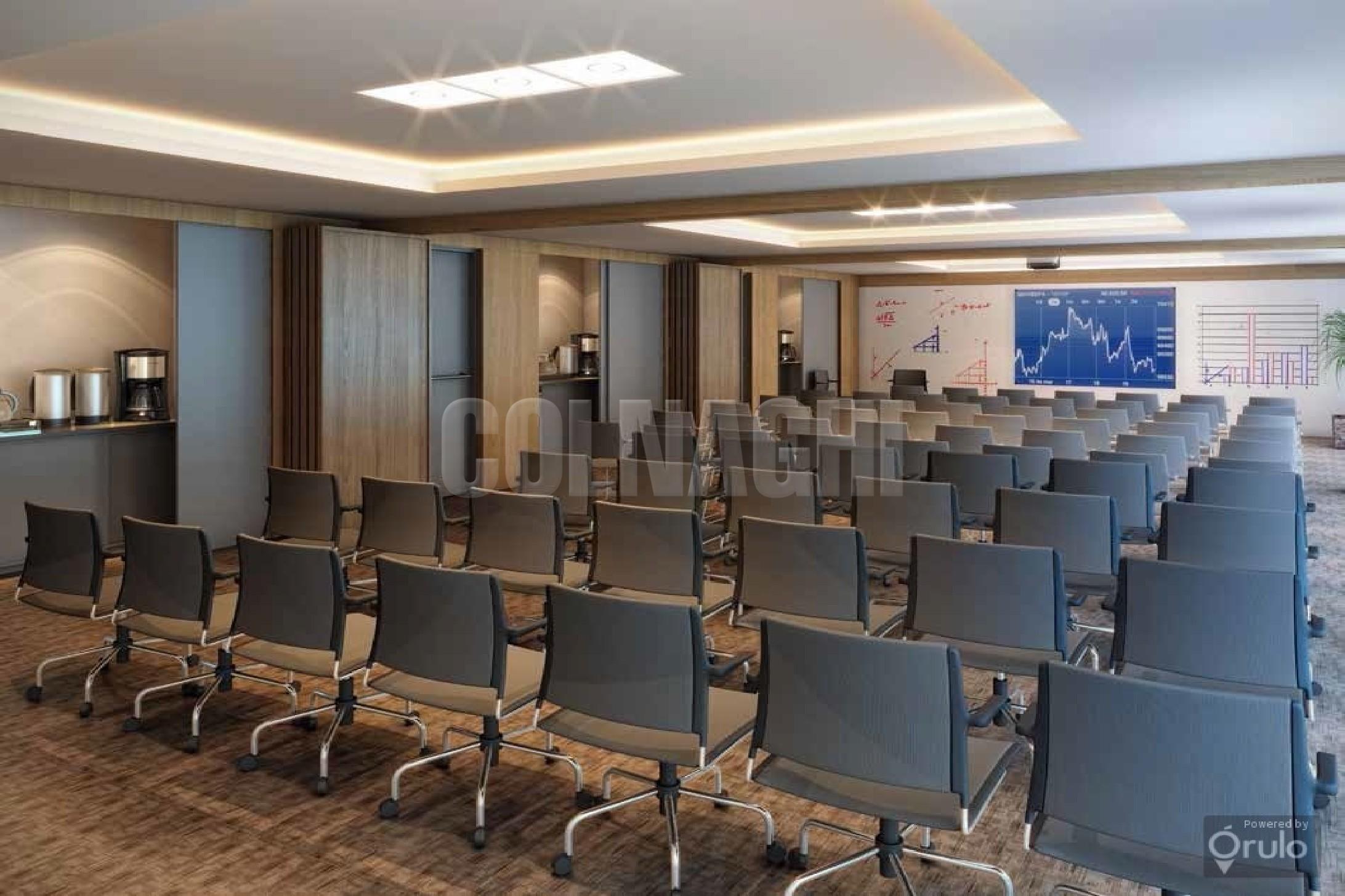 Greenwich Business Center em Menino Deus, Porto Alegre - RS