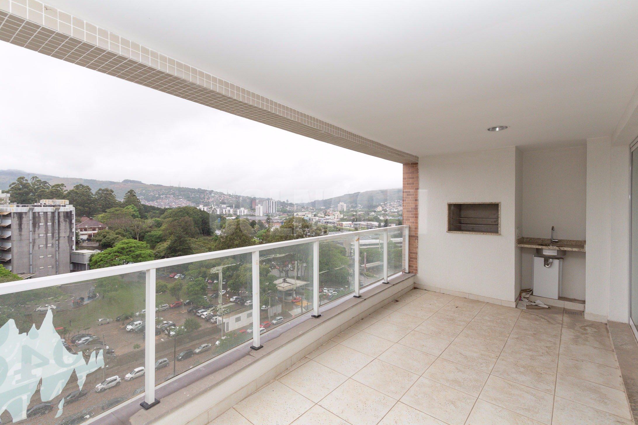 Apartamento 3 Dormitórios 128m2 Central parque - Porto Alegre - Venda