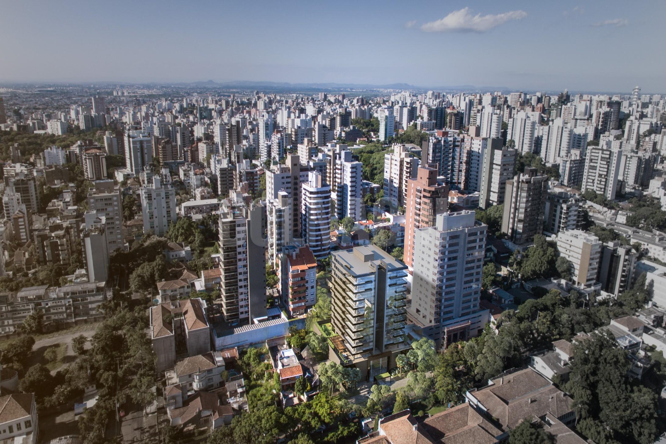 Hundred de 3 dormitórios em Rio Branco, Porto Alegre - RS