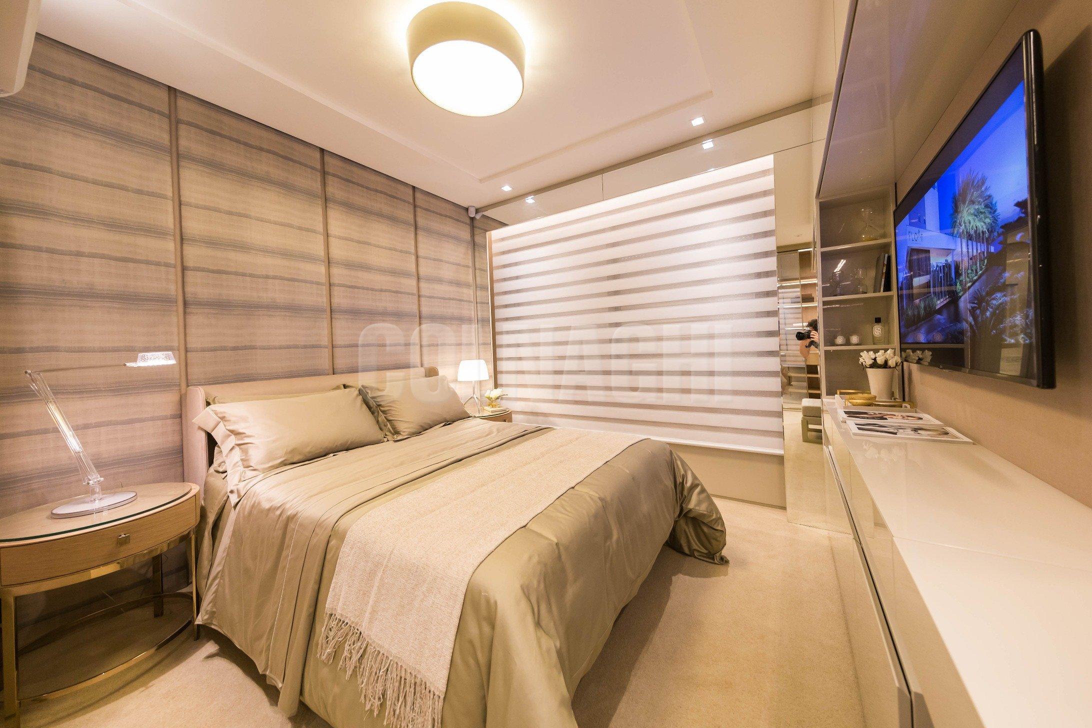 Float Residence de 1 dormitório em Petropolis, Porto Alegre - RS