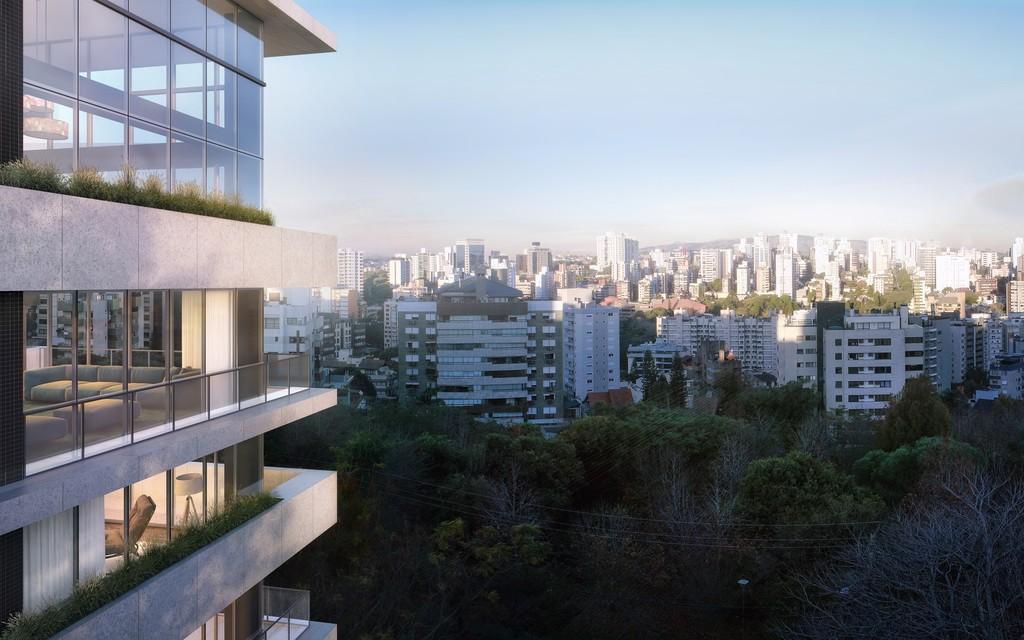 Seven Bela Vista de 3 dormitórios em Bela Vista, Porto Alegre - RS