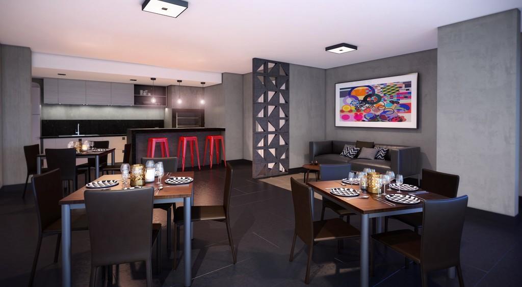Emílio 111 Boutique Residences de 1 dormitório em Três Figueiras, Porto Alegre - RS
